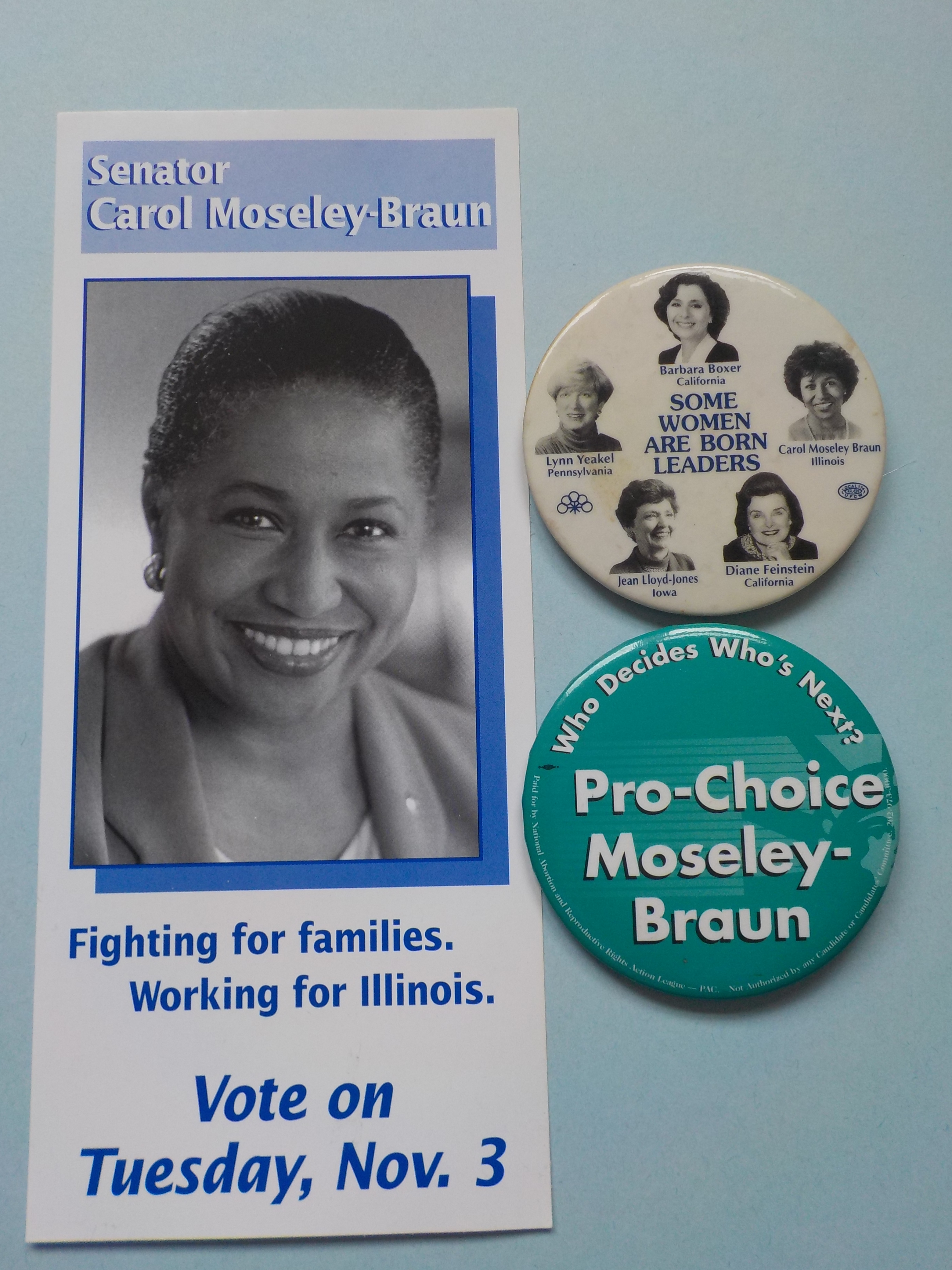 Moseley Braun